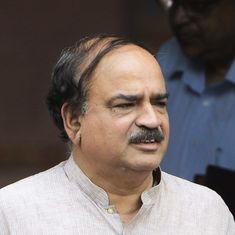 Budget session: Government concerned about Indians killed in US, says Union minister Ananth Kumar