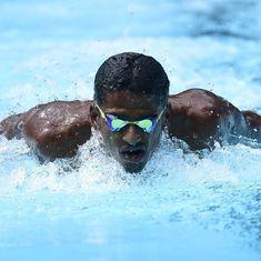 Senior National Aquatics: Sajan Prakash and Saloni Dalal finish as best swimmers