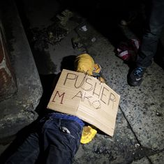 The rising body count of the Philippines' 'war on drugs'