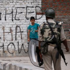 Has the Kashmir government contradicted army's claims about Burhan Wani's brother?
