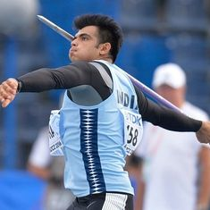 'I am 100% ready': Neeraj Chopra begins World Championship campaign amid high hopes