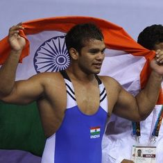Wrestler Narsingh Yadav fails second dope test after alleging first one was a conspiracy