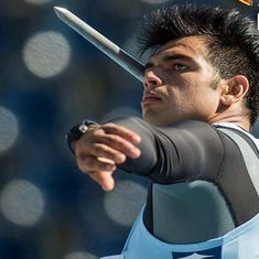 Video: A 19-year-old from Haryana becomes the first Indian athlete to set a world record