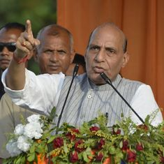 BJP should have given tickets to Muslims for UP elections: Rajnath Singh