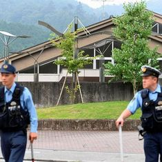 At least 19 people killed in Japan in a knife attack at a medical centre for the disabled