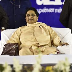 This is party money that has been deposited honestly: Mayawati on cash found by ED