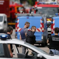 The big news: Islamic State claims attack on church in France, and nine other top stories