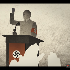 Watch: Could the Hitler story repeat itself today? Thinkers break down his climb to power