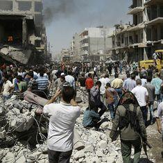 इराक : किर्कुक में आईएस का आत्मघाती हमला, 16 की मौत