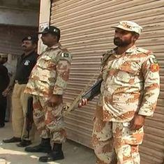 दो हिंदू युवकों को गोली मारे जाने के बाद पाकिस्तान के सिंध में सांप्रदायिक तनाव