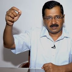 Manipur polls: Arvind Kejriwal says he is donating Rs 50,000 to Irom Sharmila's party