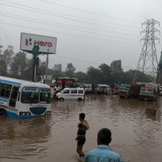 Monsoon mayhem: Delhi battles traffic woes as normalcy returns to Gurgaon