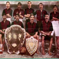 Remember this date in 1911: when Mohun Bagan beat a British football team to become national icons