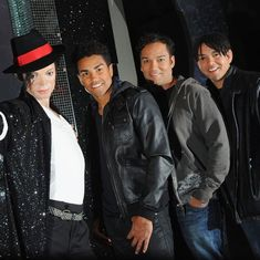 Michael Jackson's nephews file $100-million libel suit against gossip site for sexual abuse claims