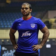 Wrestler Narsingh Yadav hopes CBI probe will clear his tainted name