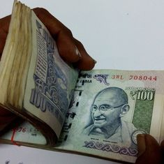 The rupee is made for India, but not entirely made in India
