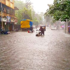 After Gurugram and Bengaluru, incessant rain throws life out of gear in Mumbai