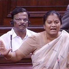 EC seeks AIADMK response to Sasikala Pushpa's letter against VK Sasikala as general secretary