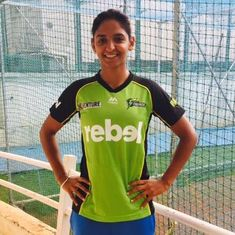 Harmanpreet Kaur becomes first Indian women cricketer to sign for an overseas team