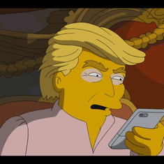 Watch: Why Homer Simpson will not vote for Donald Trump