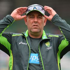 Langer frontrunner to replace Lehmann as axe looms for Australia coach and 'leadership group'