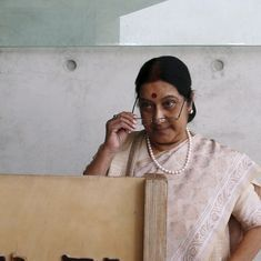 US: Indian student's murderer arrested, says Sushma Swaraj
