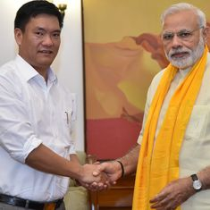 BJP to join Pema Khandu's PPA government in Arunachal Pradesh