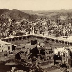 A drunken pilot, attempts to bomb Mecca and the formation of Saudi Arabia