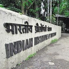 The American dream is losing its charm among graduates of IIT Bombay