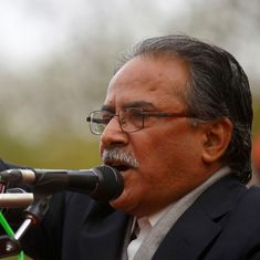 As Prachanda readies to take over as Nepal prime minister on Wednesday, he's got a lot on his plate
