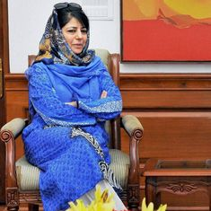 The big news: Mehbooba Mufti appeals for 'chance to fix things' in Kashmir, and 9 other top stories