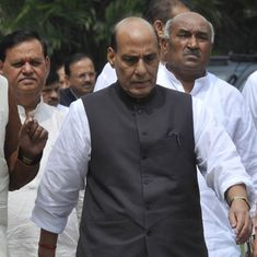 Rajnath Singh may bring up Pathankot airbase attack during SAARC meet in Islamabad today