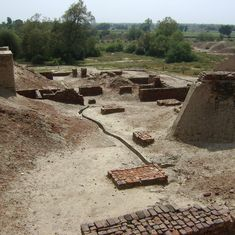 Mind the gap: Why the decline of Harappan civilisation sent India's sewage system down the drain