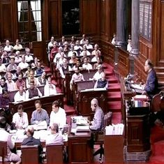 Media houses to get show-cause notices for covering SP leader's expunged remarks in Rajya Sabha