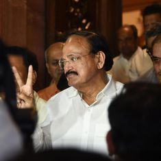 'Justice delayed is justice denied': Venkaiah Naidu defends his decision to disqualify JD(U) MPs