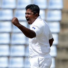 After the misery of the first Test, Australia continue to be befuddled by Rangana Herath