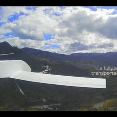 Watch: This could be the first time in history a drone has delivered clinical lab samples