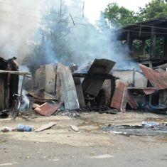 13 killed, 18 injured in militant-police encounter at a busy market near Assam's Kokrajhar