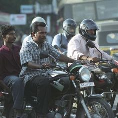 Maharashtra government withdraws 'No Helmet, No Petrol' policy