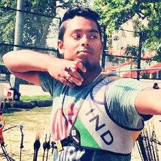 Indian archer Atanu Das finishes fifth among 64 in ranking round at Rio Olympics