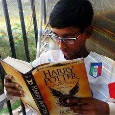 Harry Potter and the mystery of the bestselling play