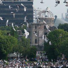 Photos: Japan marks 71st anniversary of Hiroshima atomic bombing by US