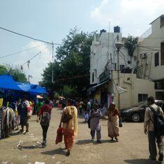 Will Delhi's popular Sarojini Nagar market ever be the same again without its street vendors?