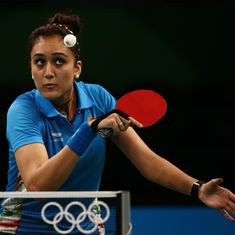 Hungry for success: Manika Batra keen to usher in a new era for table tennis