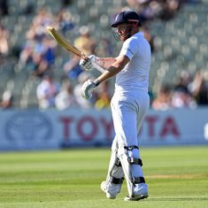 The score: Jonny Bairstow, Moeen Ali's fifties stretch England's lead to 311 at the end of Day 4