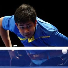 Table Tennis player Soumyajit Ghosh granted unconditional bail in domestic abuse case