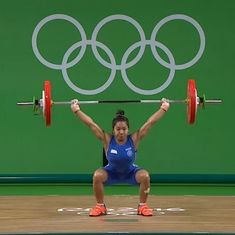 Olympics: India's Mirabai Chanu finishes second to last in women's 48 kg weightlifting
