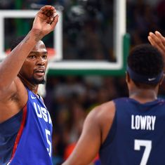 Winning everything, the US men's basketball team almost make Olympics basketball no fun to watch