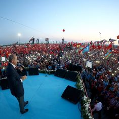 Will reinstate death penalty with public, Parliament approval: Turkey president at anti-coup rally