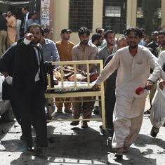 At least 55 killed after blast at hospital in Quetta, India's Research and Analysis Wing accused